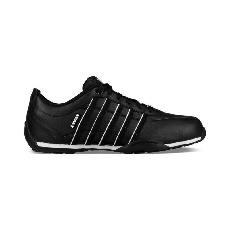 K-SWISS Arvee 1.5 Low-Cut Sneaker Schuhe schwarz Black White Leder Herren