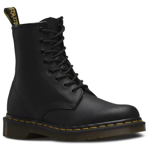 DR. MARTENS 1460 8-Loch Stiefel Schwarz Leder Boots 11822003