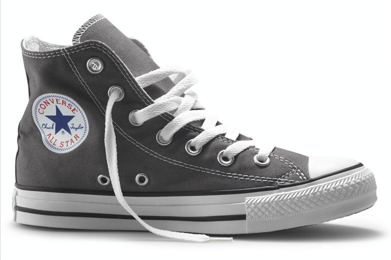 Converse Chucks All Star Hi Grau Charcoal 1J793 Schuhe Gr.: 35 48