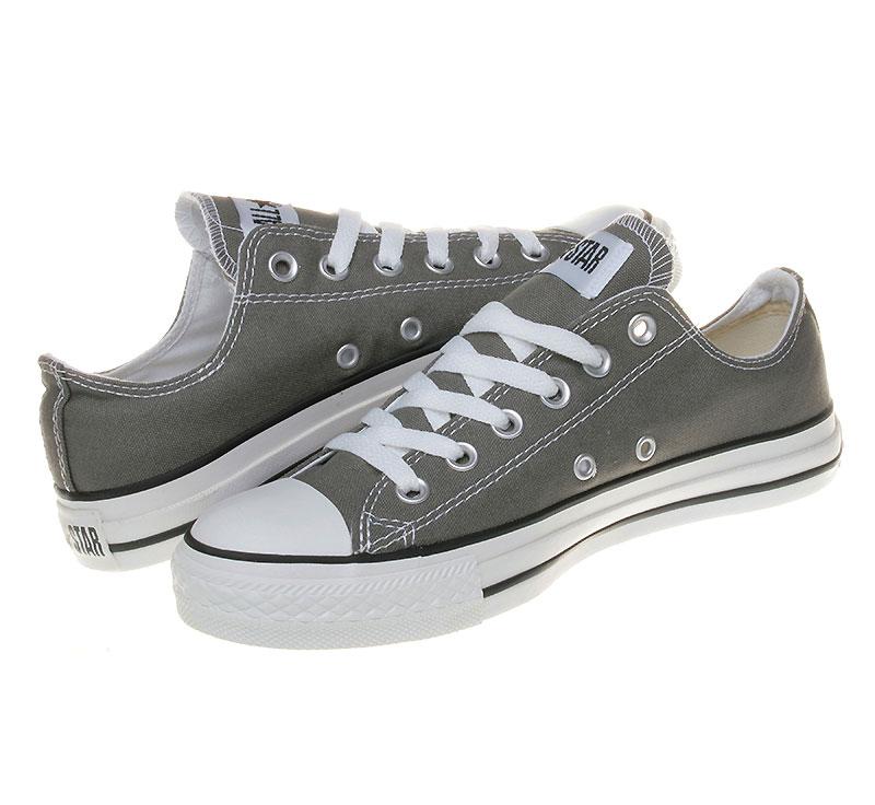 Converse Chucks All Star OX Grau Charcoal 1J794 Schuhe Gr.: 35 48