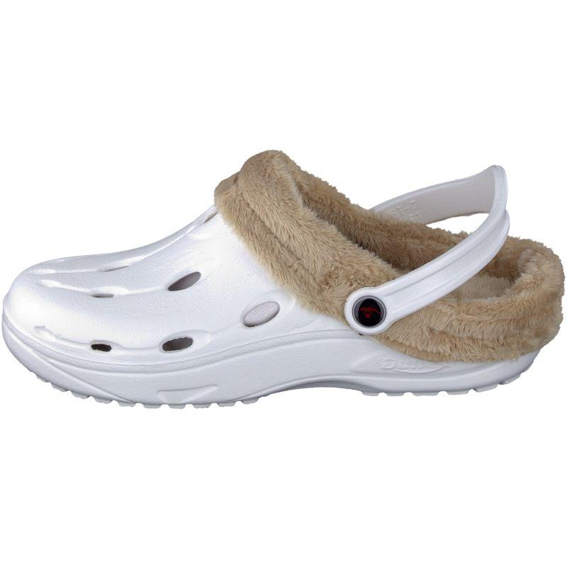 Chung Shi DUX Winter Weiß Duflex Schuhe gefüttert 8900021 Gr. 36 49