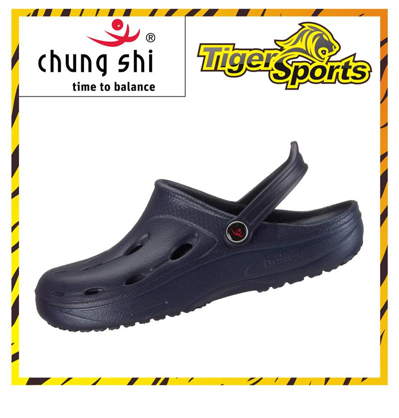 Chung Shi DUX Navy Blau Duflex Sandalen Schuhe Clogs 8900100 Gr. 36 49