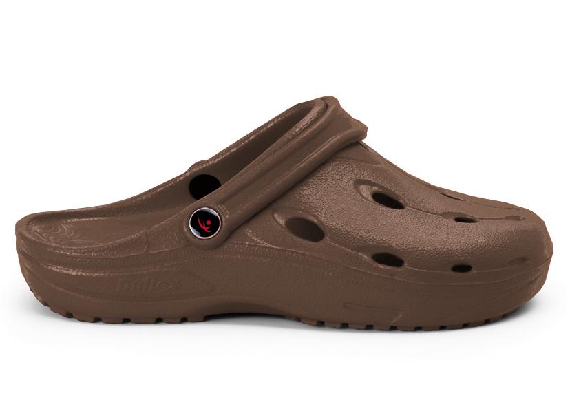 Chung Shi DUX Braun Duflex Sandalen Schuhe Clogs 8900300 Gr. 36 49