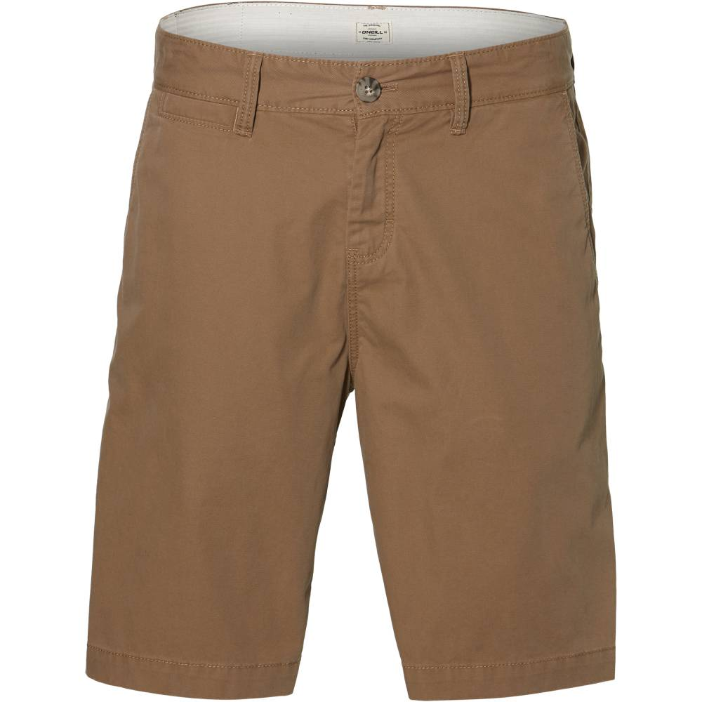 O´NEILL Friday Night Chino Shorts Braun Tobacco Brown kurze Hose Herren