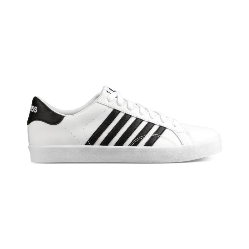 K-SWISS Belmont SO Niedrig-Cut Niedrig-Cut SO Sneaker Freizeitschuhe Leder Textil Schuhe 01b1aa