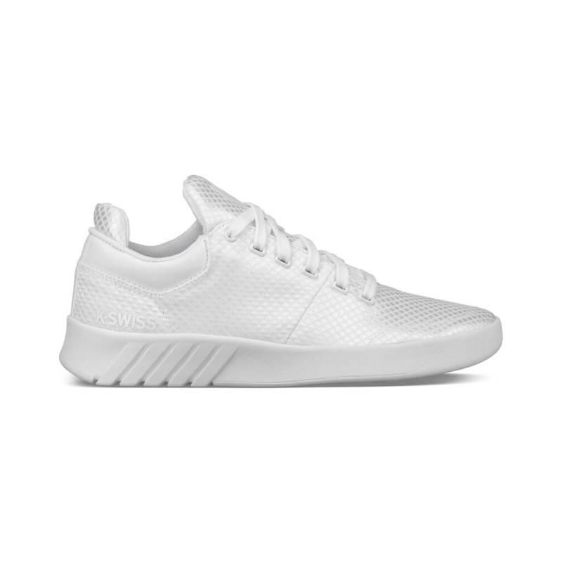 K-SWISS Aero Trainer T Low-Cut Sneaker Schuhe weiß White White White Leder Damen