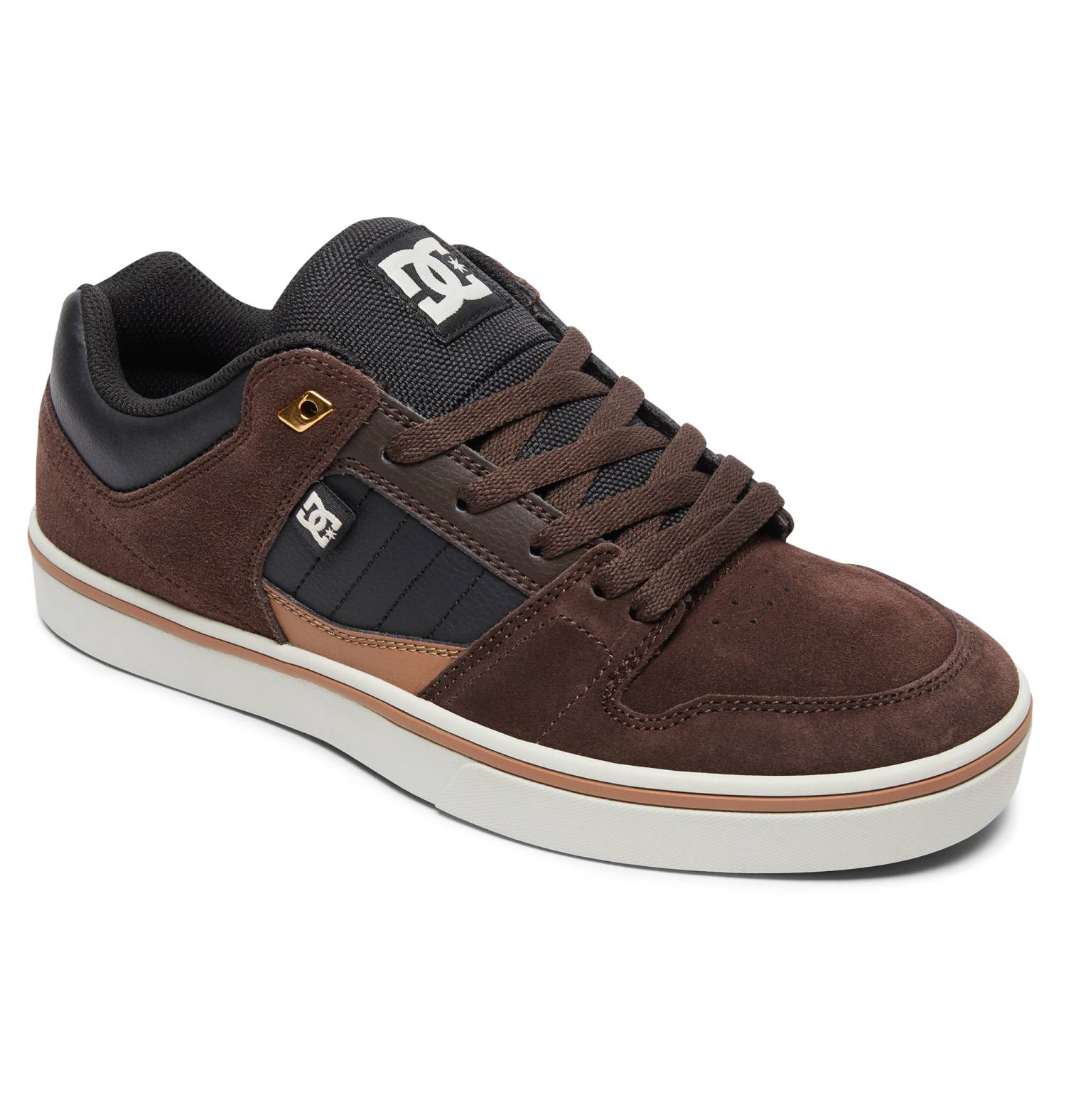 DC Shoes Course 2 SE braun Brown Combo Schuhe Low-Cut Sneaker Skateschuhe