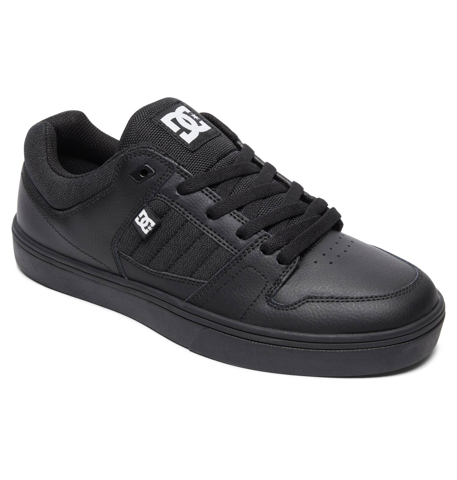 DC Shoes Course 2 SE schwarz Black Grey White Low Sneaker Skateschuhe Herren