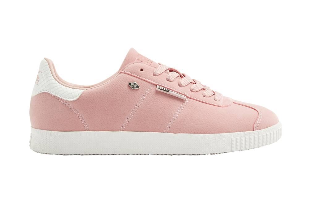 BRITISH KNIGHTS Point Sneaker pink soft pink white Immi Suede Schuhe Herren