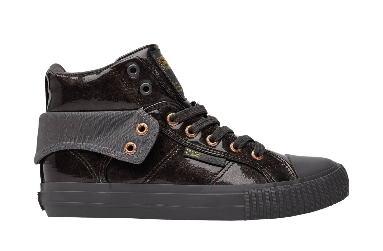 British Knights Roco dunkelgrau dark grey dark grey Hi-Cut Sneaker Unisex