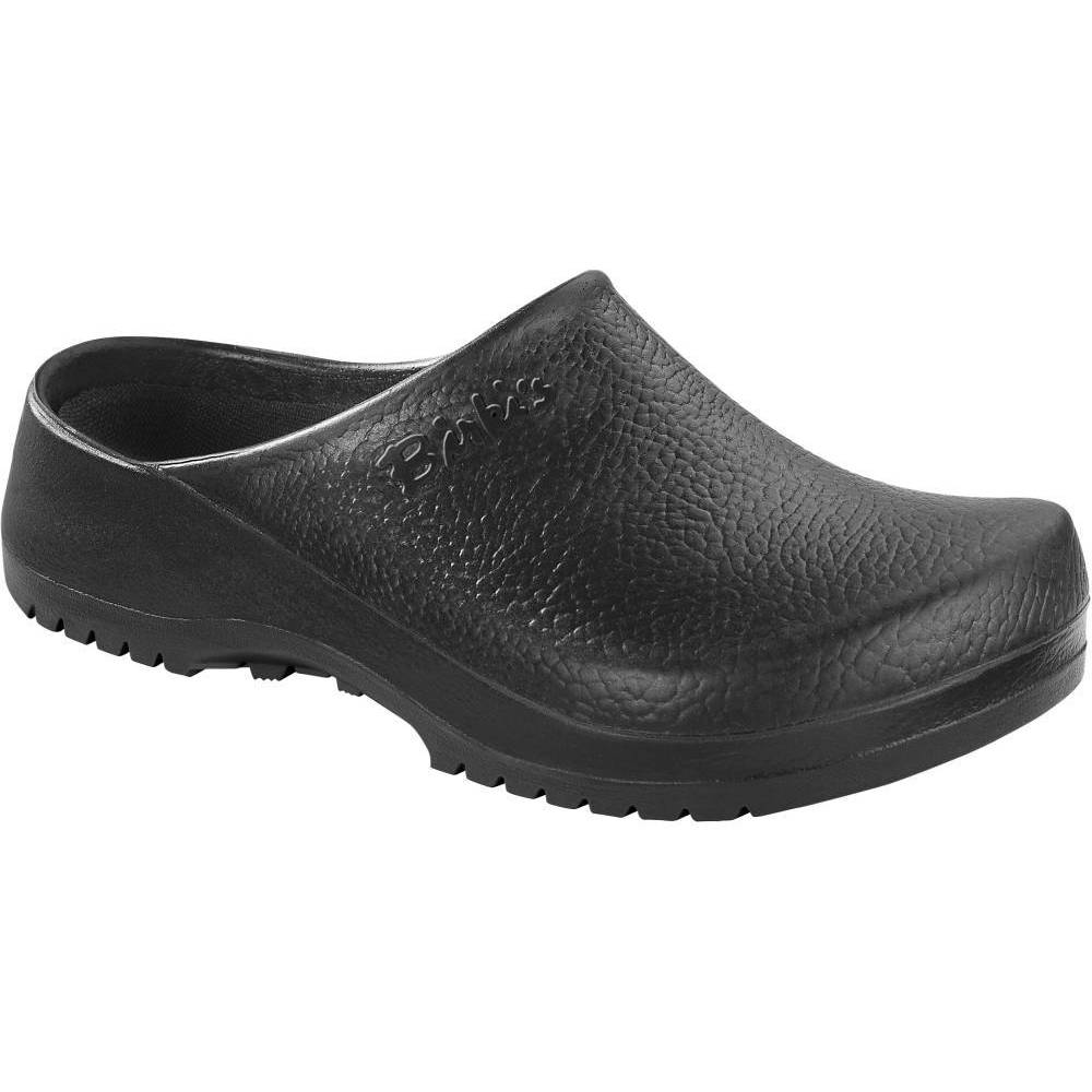 BIRKENSTOCK Super-Birki Clogs schwarz Black PU Polyurethan normal