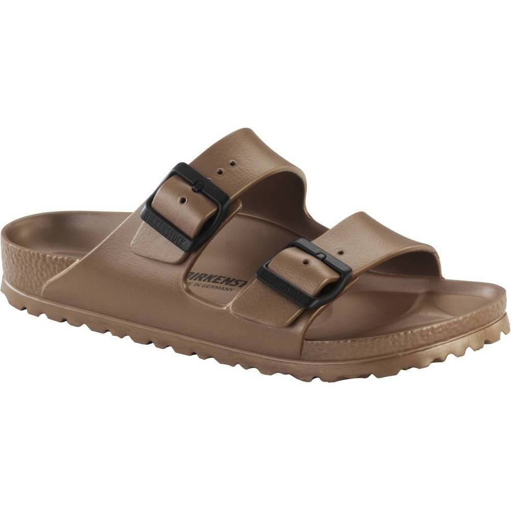 BIRKENSTOCK Arizona EVA 2-Riemen-Sandale Bronze Metallic Copper EVA normal