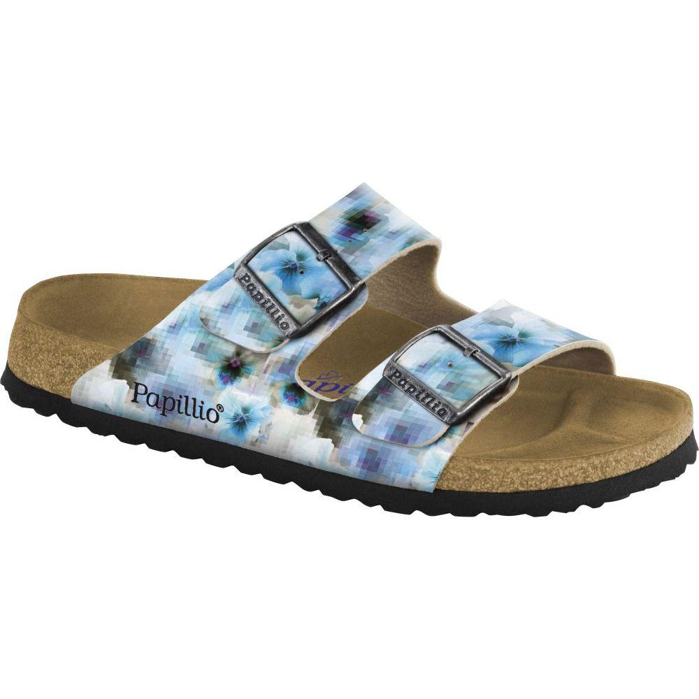 Birkenstock & Papillio Damen Arizona 2-Riemen-Sandale Birko-Flor Leder Damen Papillio Schuhe b6a423
