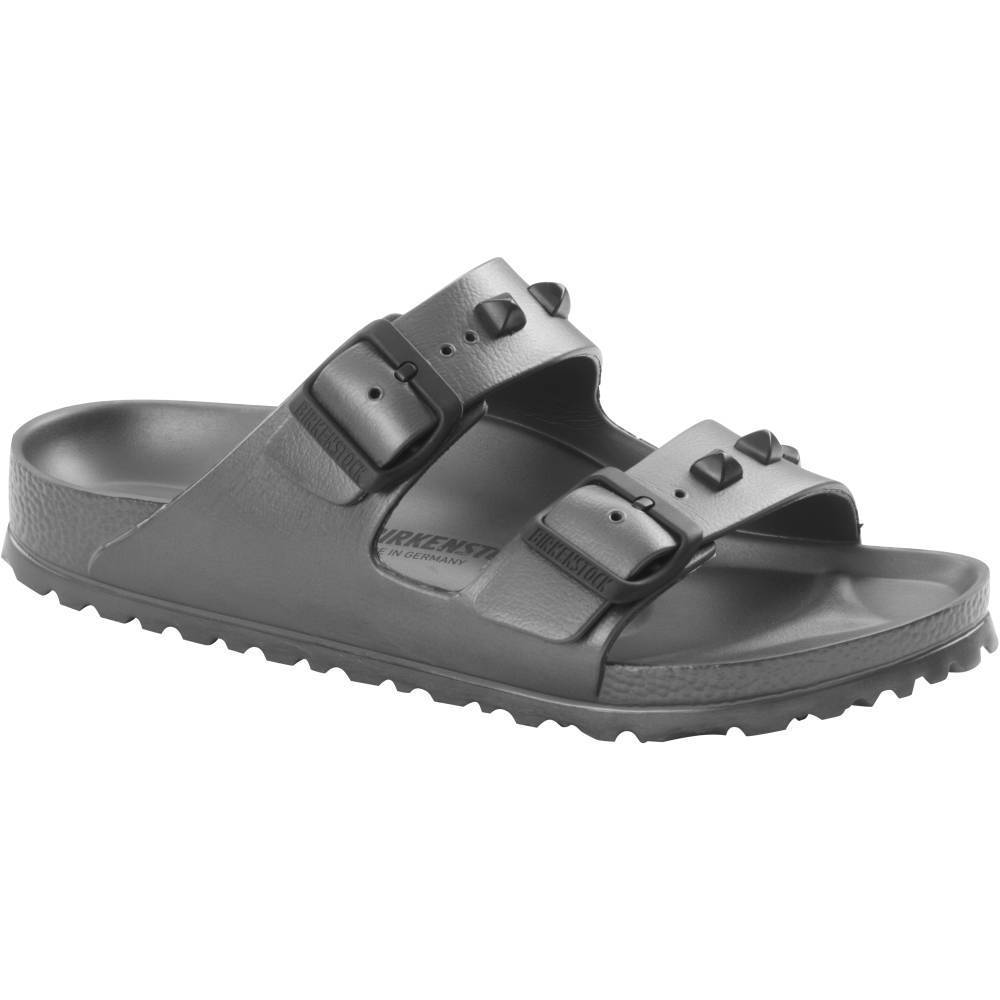 BIRKENSTOCK Arizona EVA 2-Riemen-Sandale Anthrazit Studded Anthracite EVA normal