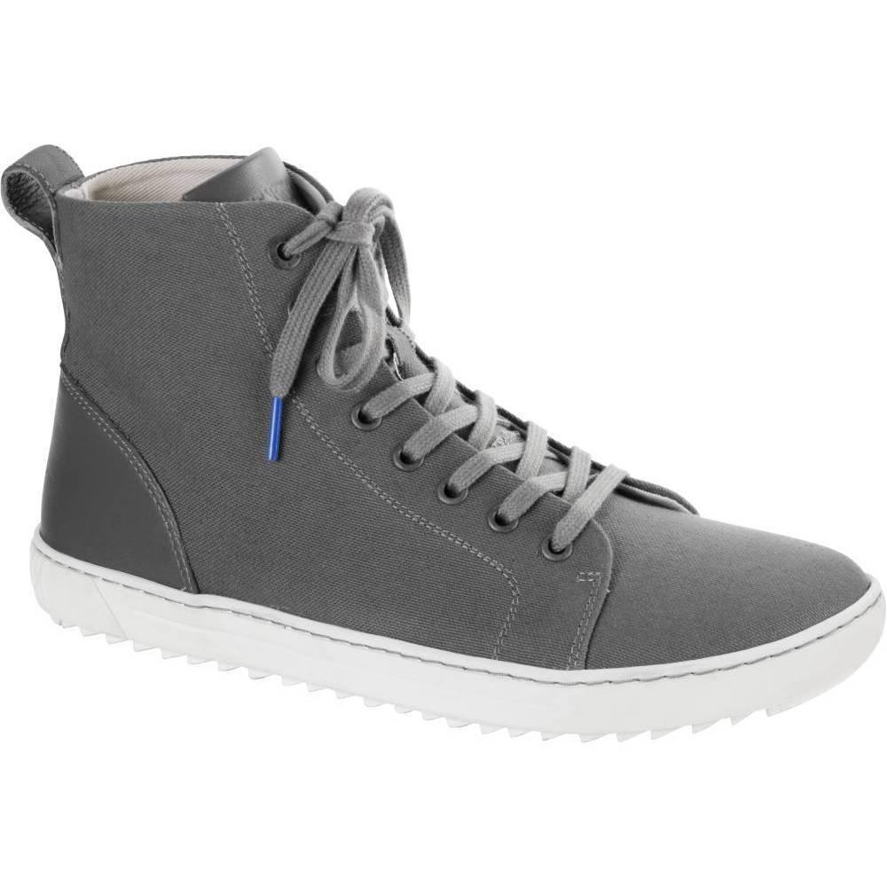BIRKENSTOCK Bartlett Halbhohe Stiefel grey grau Textil Leder normal