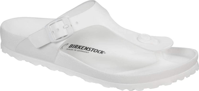 85f2e4015997ab BIRKENSTOCK Gizeh EVA Zehentrenner-Sandale Weiß White EVA normal