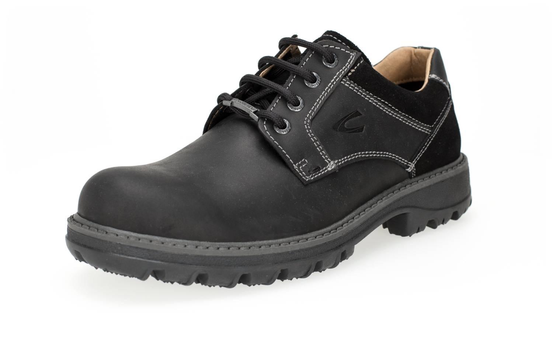 Camel Active Scandinavia GTX 18 schwarz black Schuhe Herren