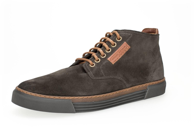 Camel Active Racket 20 dunkelgrau dark grey Schuhe Hi-Cut Sneaker Herren