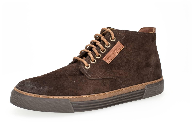 Camel Active Racket 20 braun mocca Schuhe Hi-Cut Sneaker Herren
