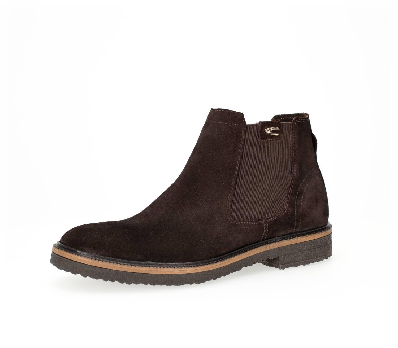 Camel Active Trade 13 braun mocca Schuhe Stiefelette Boots Herren