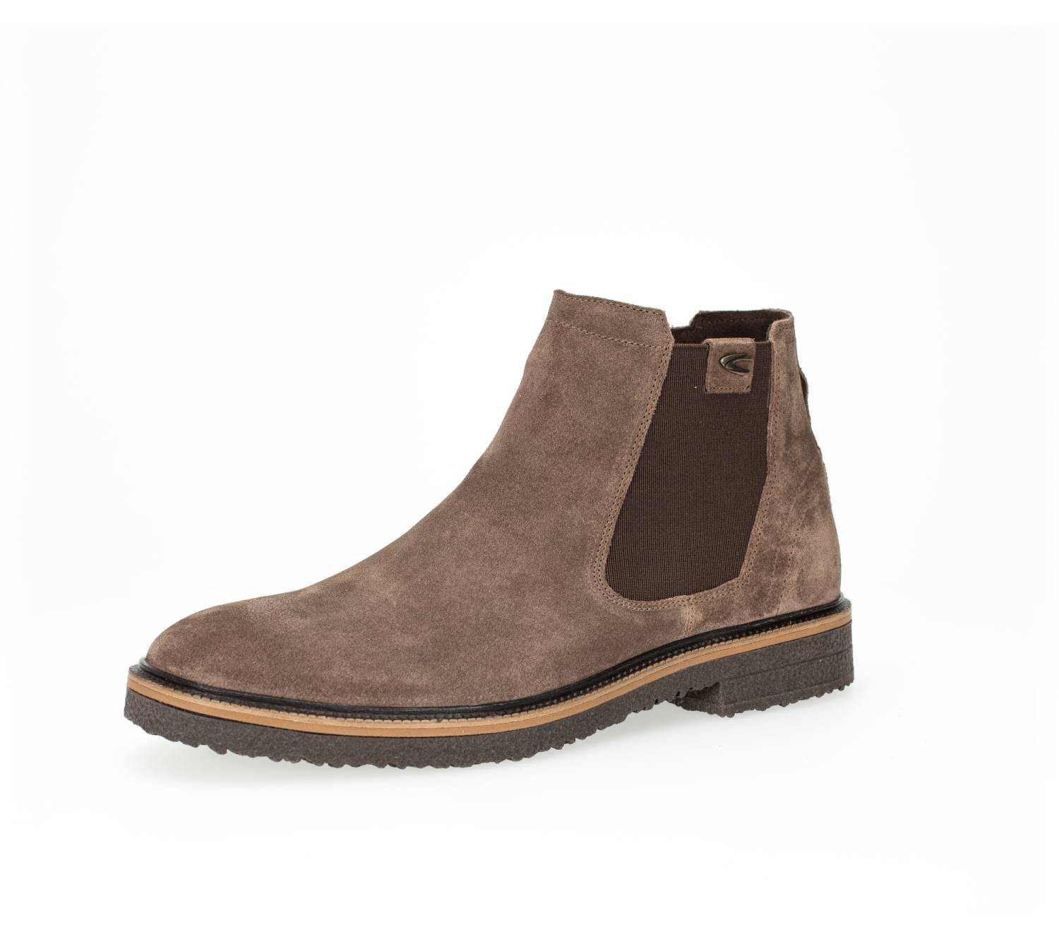 Camel Active Trade 13 taupe taupe Schuhe Stiefelette Boots Herren