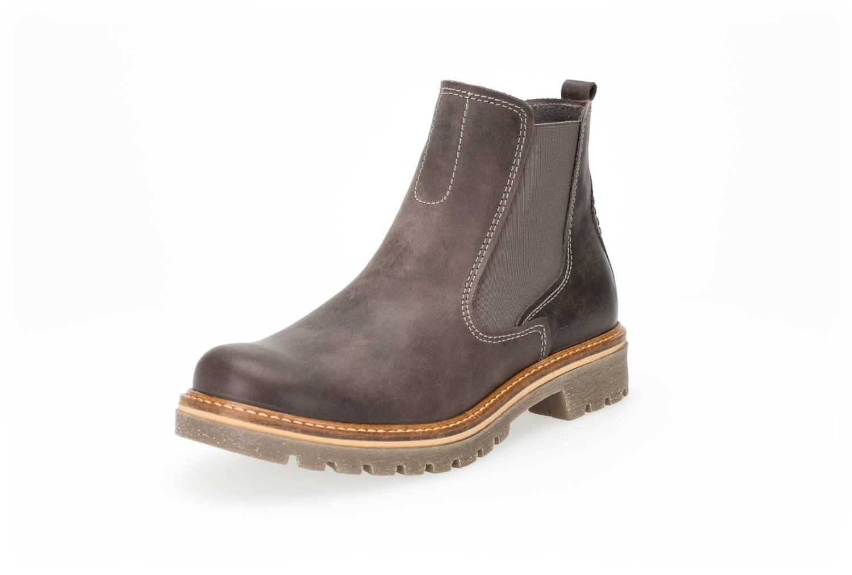 Camel Active Canberra 72 dunkelgrau dark grey Schuhe Stiefelette Boots Damen