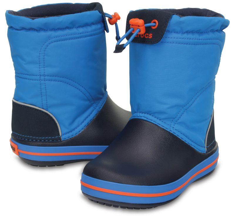 Crocs Crocband LodgePoint Boot Kids NEU Kinder Regen Gummistiefel Schuhe NEU Kids ba1057