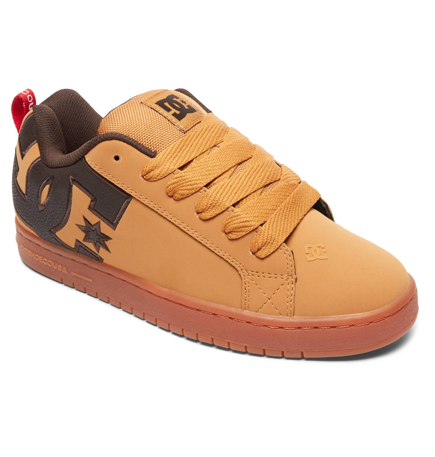 DC Shoes Ct Graffik SE braun Wheat Turkish Coffee Sneaker Skateschuhe Herren