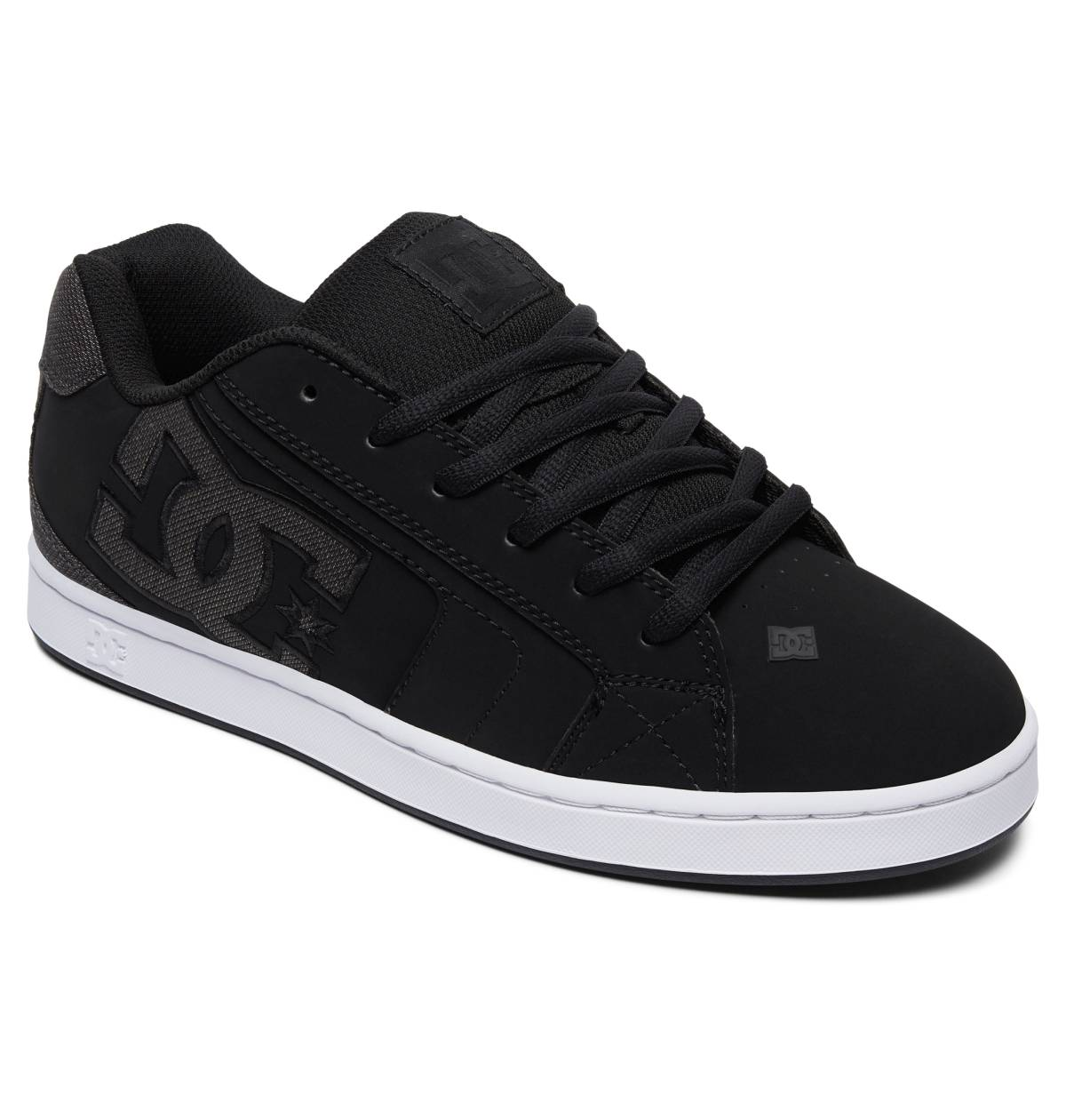 DC Schuhe Net SE Textil Niedrig-Cut Sneaker Freizeitschuhe Skateschuhe Leder Textil SE Schuhe 33f8f4