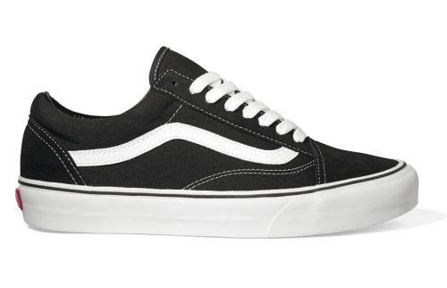 Details about Vans Old Skool Black White Skate Shoes NEW d3hy28 Size: 39 48 show original title