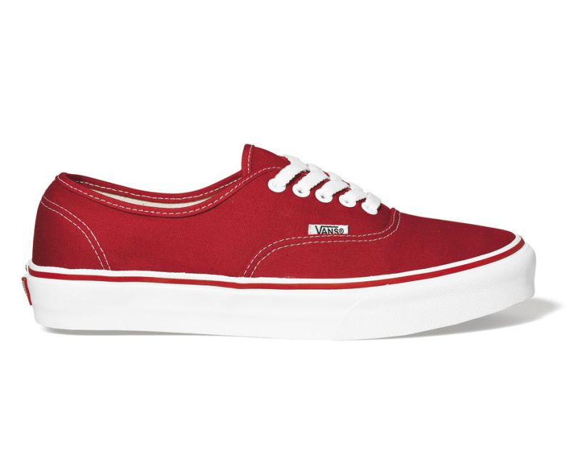VANS U Authentic Authentic U SCHUHE ROT 5.5     86c7d2