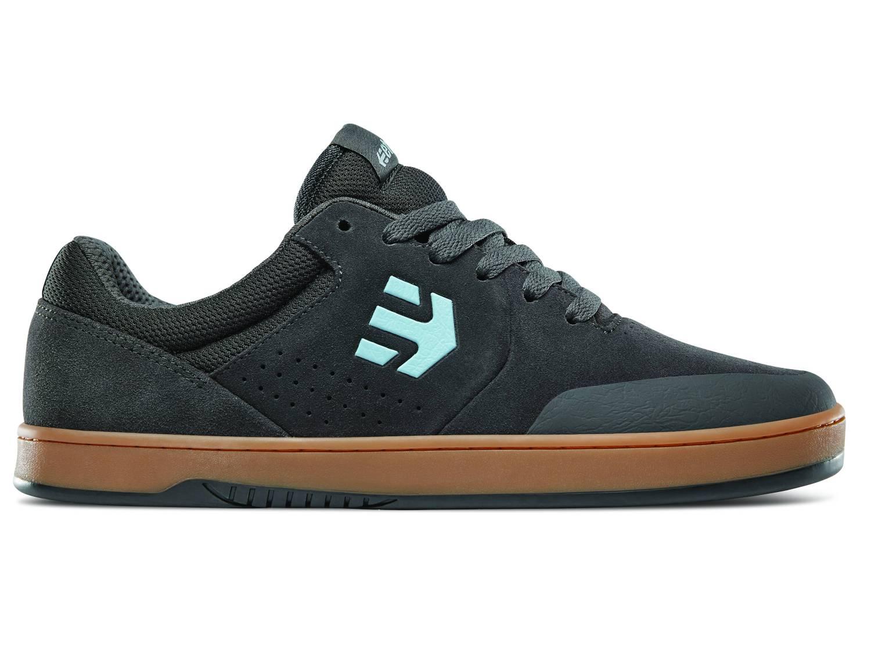 Etnies Marana dunkelgrau blau dark grey blue Low-Cut Sneaker Skateschuhe Herren