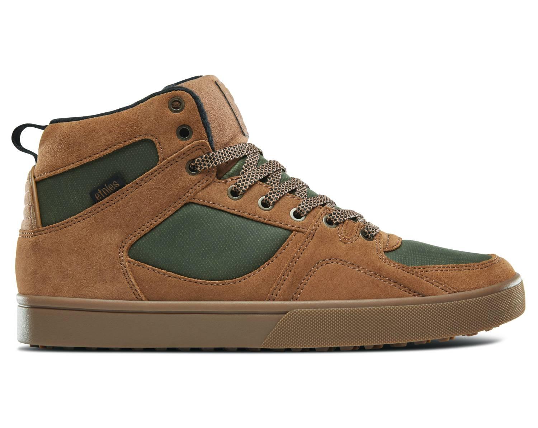 Etnies Harrison HTW braun brown gum Schuhe Hi-Cut Sneaker Skateschuhe Herren
