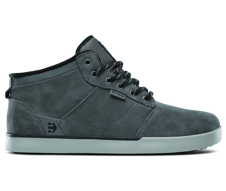 Etnies Jefferson MTW dunkelgrau grau dark grey grey Hi Sneaker Skateschuhe