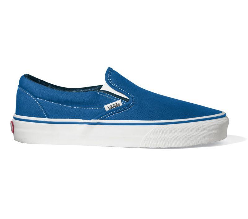 VANS Classic Slip-On Navy Blau Schuhe Sneaker EYENVY Gr: 39 48