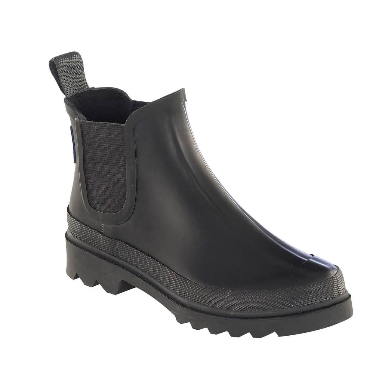 Giesswein Zeching schwarz schwarz Schuhe Gummistiefel Damen