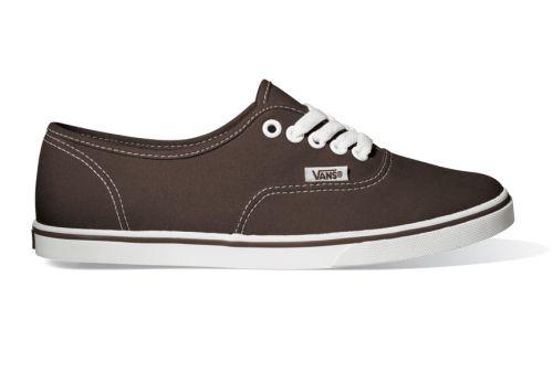 VANS Authentic Lo Pro Braun Espresso Schuhe GYQETR Gr.: 36 43