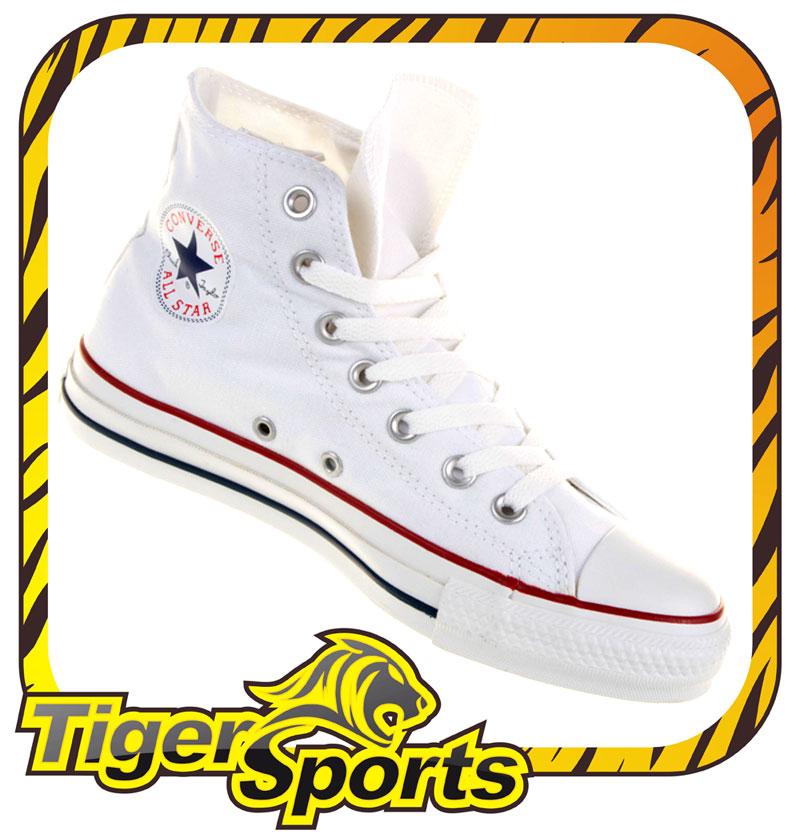 Converse Chucks All Star Hi Weiß White M7650 Schuhe Größen: 35 48