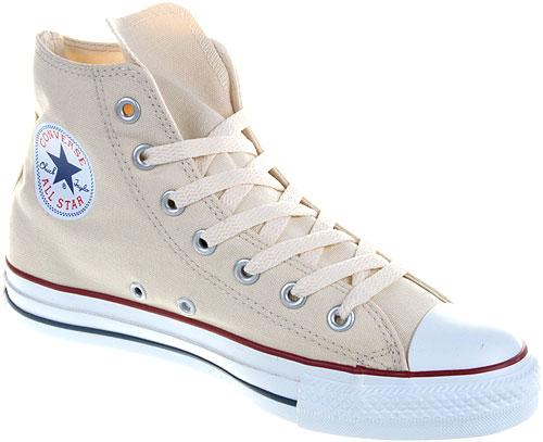 Converse Chucks All Star Hi Beige Creme M9162 Schuhe Größen ...