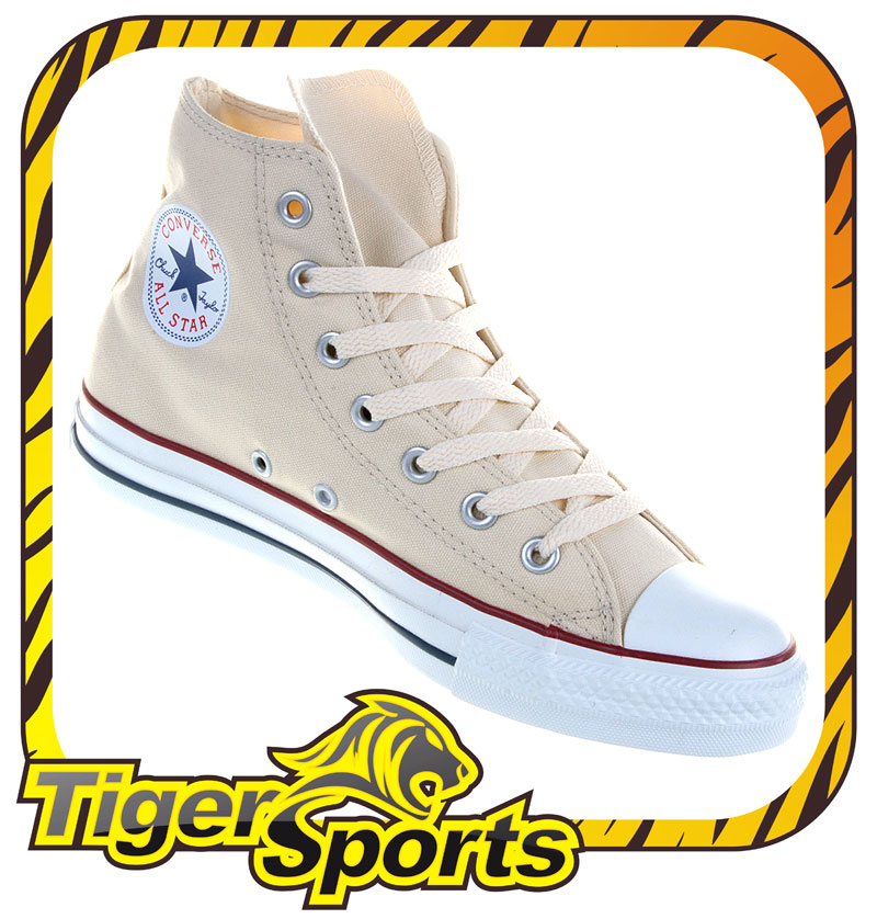 Converse Chucks All Star Hi Beige Creme M9162 Schuhe Größen: 35 48