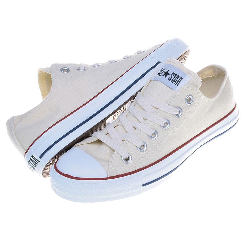 Converse Chucks All Star OX Beige Creme M9165 Schuhe Größen: 35 48