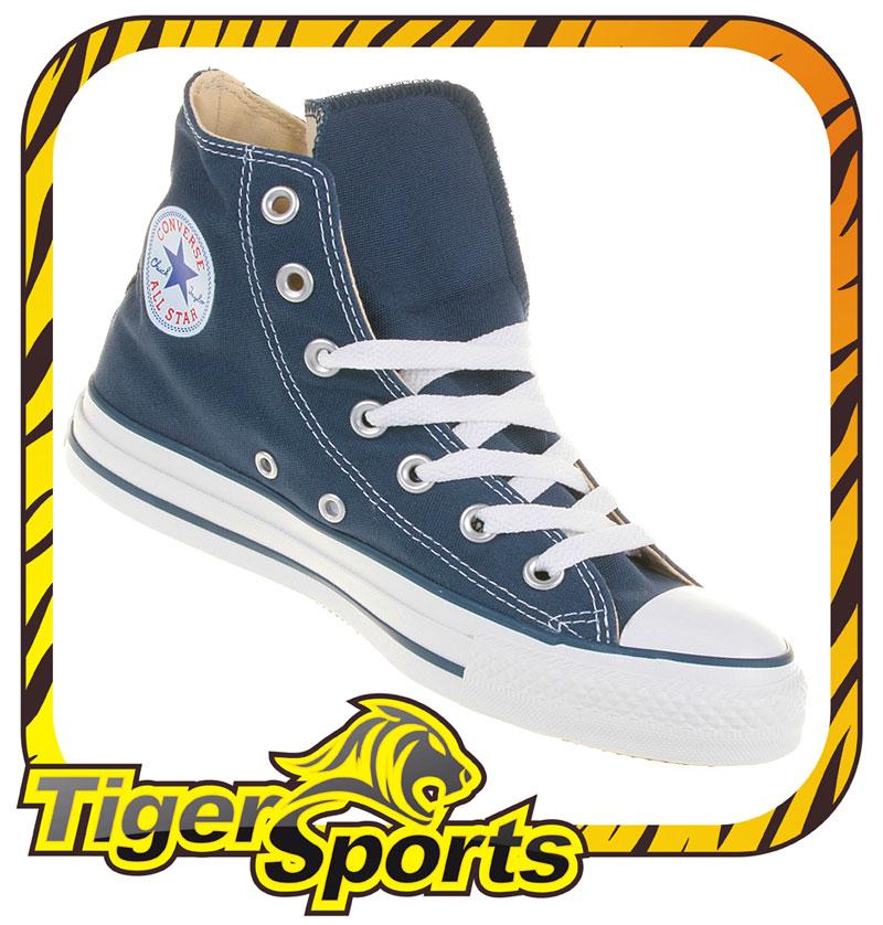 Converse Chucks All Star Hi Navy Blau M9622 Schuhe Größen: 35 48