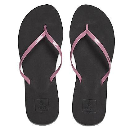 Reef Bliss rosa Synthetik Sandalen Zehentrenner Schuhe Neu R1010MAU