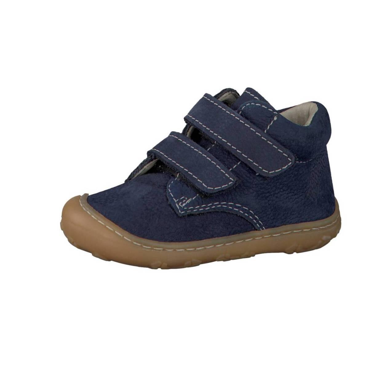 Ricosta Pepino Chrisy dunkelblau see Lauflernschuhe Stiefelchen Jungen Mädchen