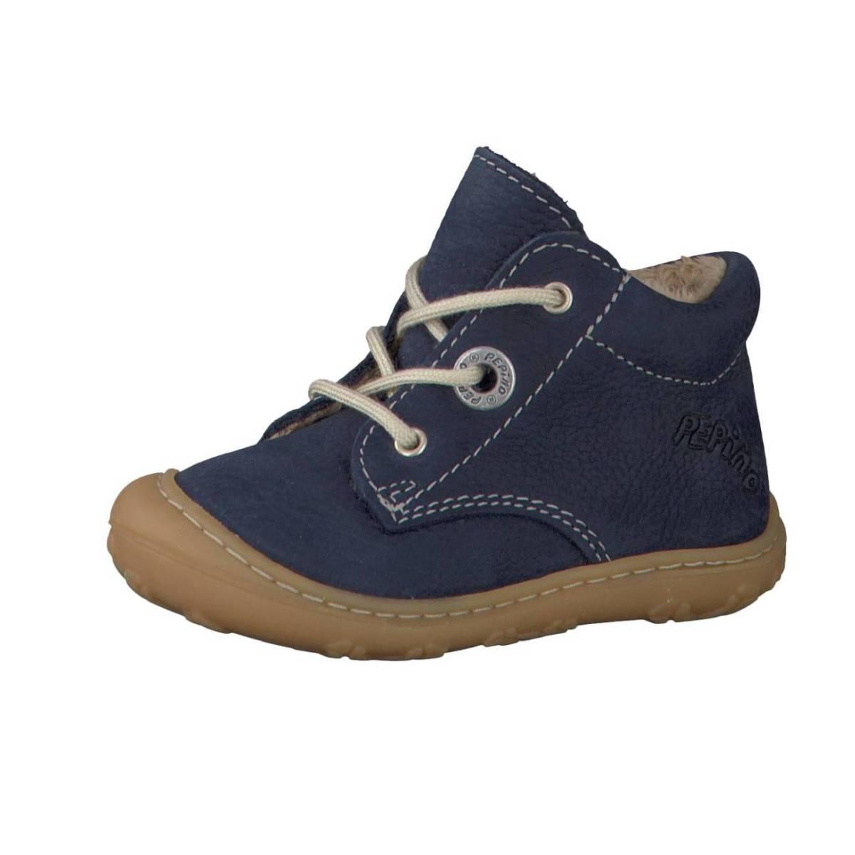 Ricosta Pepino Corany dunkelblau see Lauflernschuhe Stiefelchen Jungen Mädchen