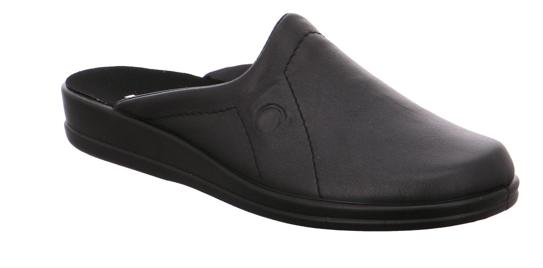 Rohde Lekeberg schwarz schwarz Schuhe Pantoffel Hausschuhe Herren
