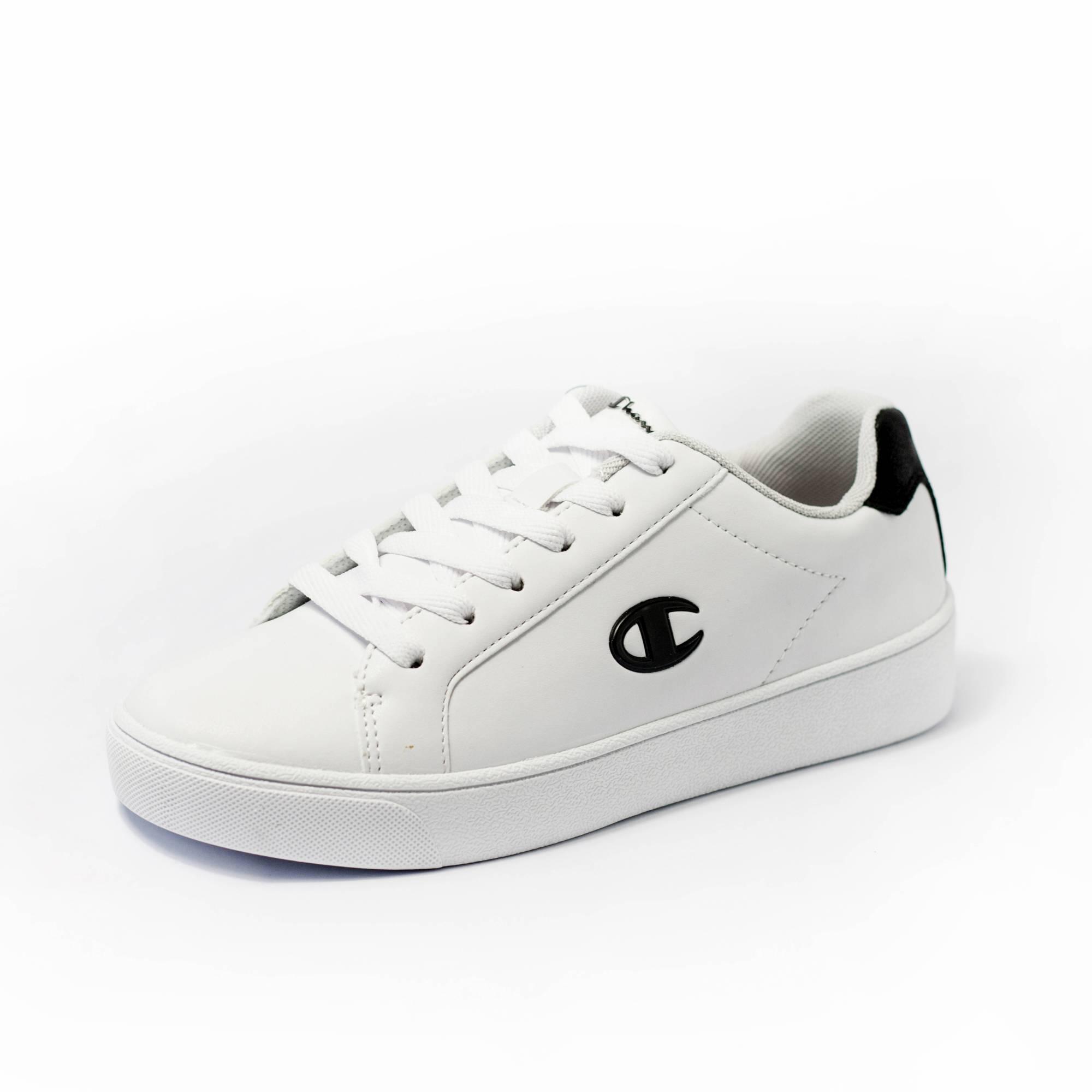 Champion Shadow PU White Schuhe
