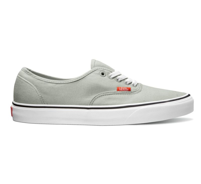 VANS Authentic Grau Schuhe SCQ7OX Gr.: 35 48