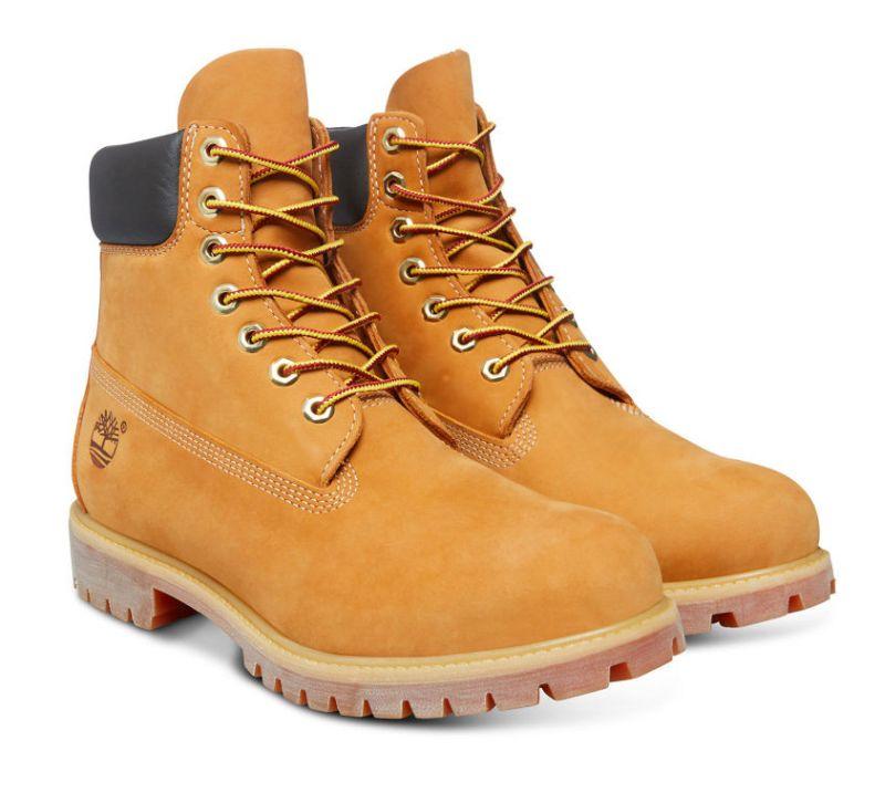 Timberland 6-Inch Premium Boot Men Stiefel Hellbraun Brown Schuhe T10061