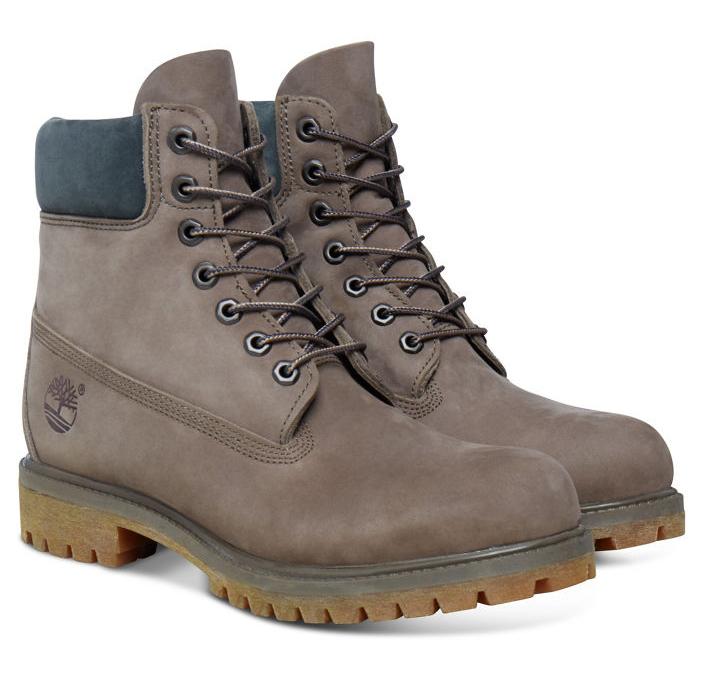 Timberland 6-Inch Premium Boot Men Stiefel Braun Grün Brown Schuhe TA17PS